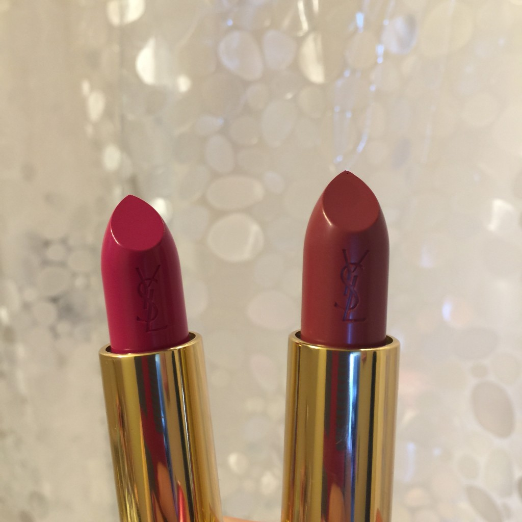 Review: YSL Rouge Pur Couture