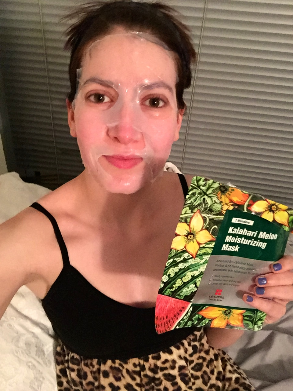 Review + Giveaway: Leaders Masks
