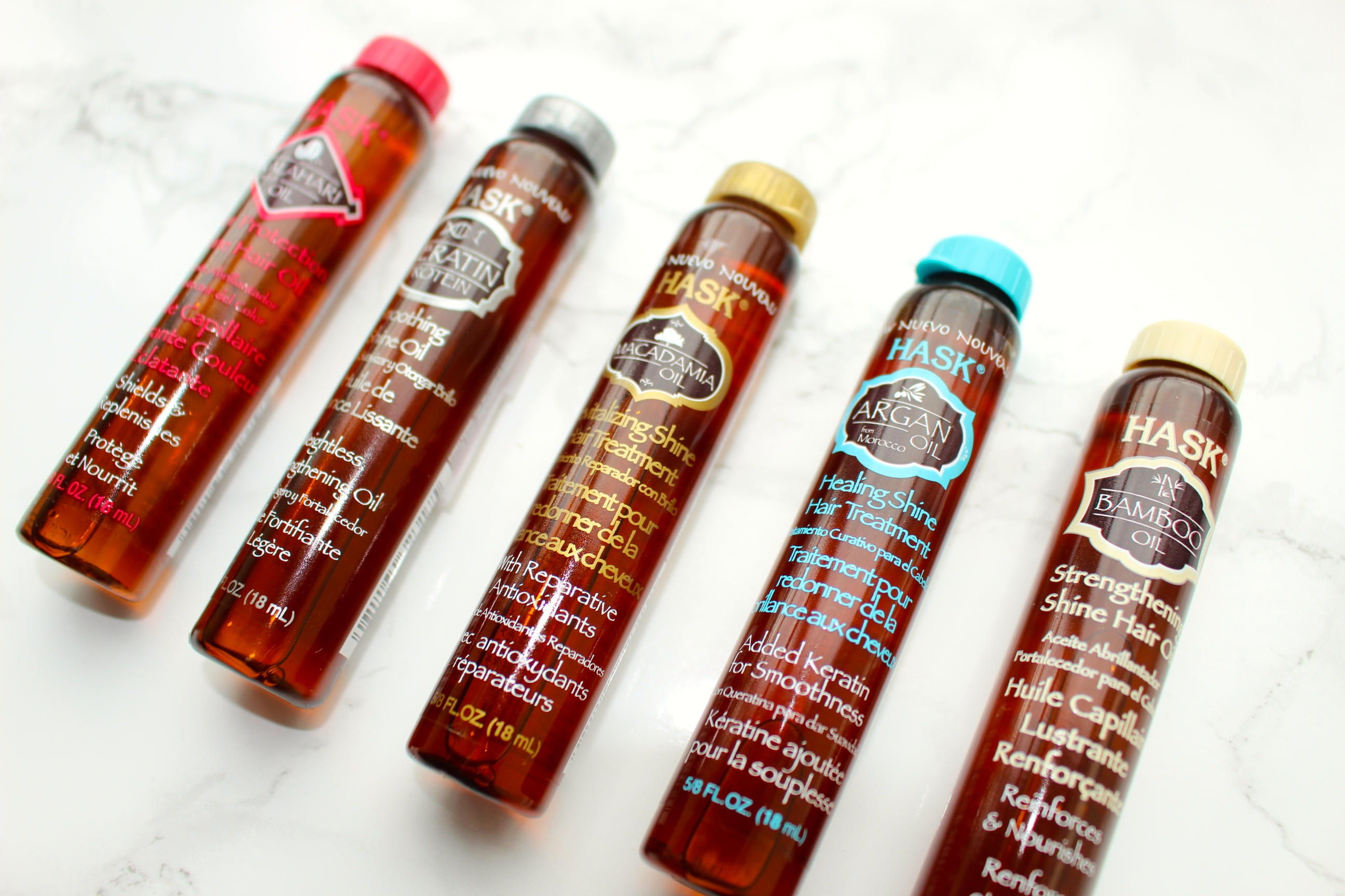 Review + Giveaway: HASK Hair
