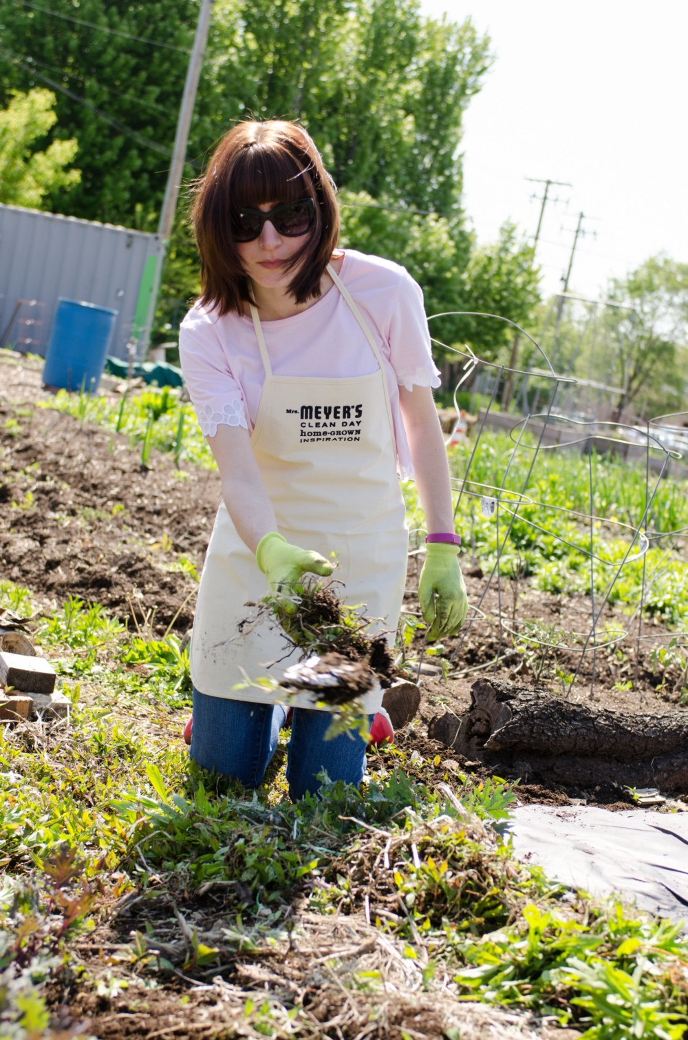 Plant Something Day with Mrs. Meyers (+ Giveaway!)