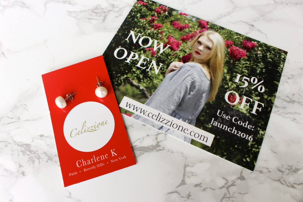 Celizzione + Giveaway