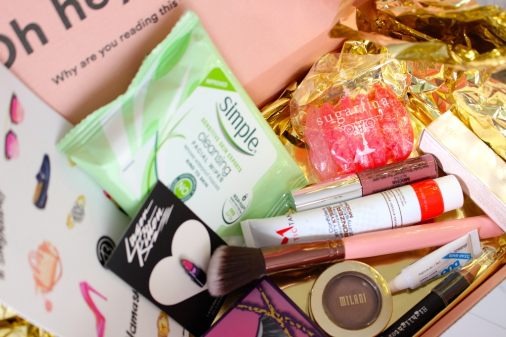 Fall Beautycon Box Review