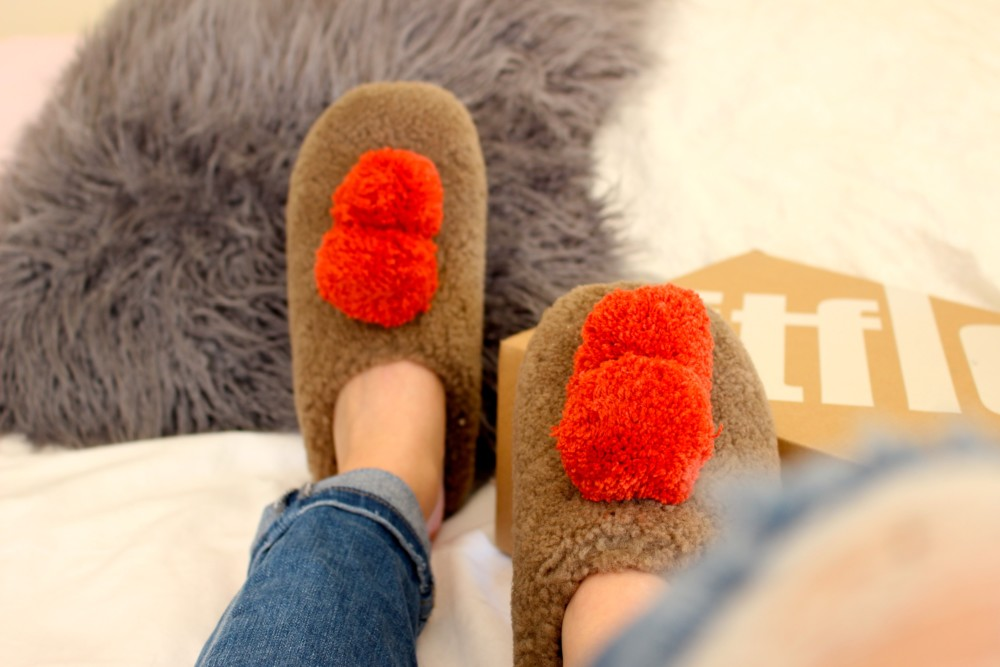 Fitflop charity house slipper