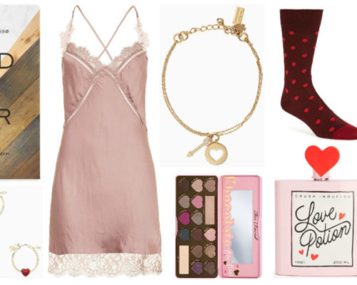 Under $100 Valentine's Day Gifts for Her and Him