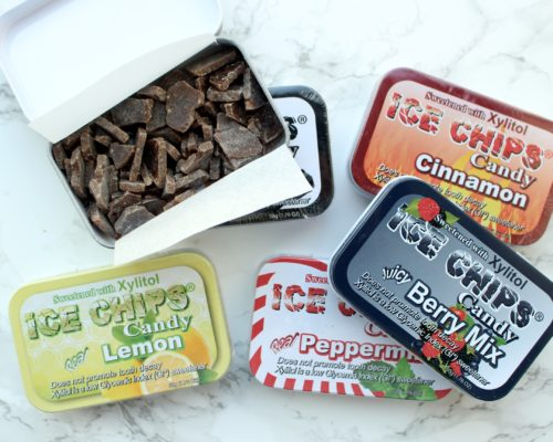 Ice Chips - My Favorite New Healthy Treat