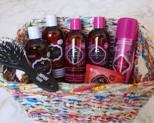 Hask's New Superfruit and Chia Seed Collections
