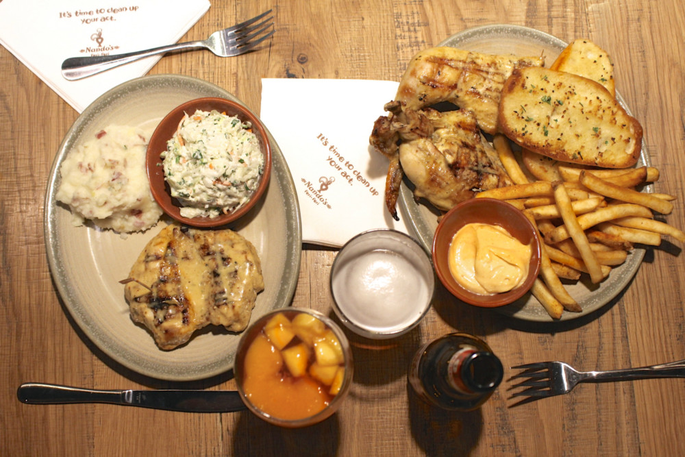 Date Night at Nando's NEWCITY